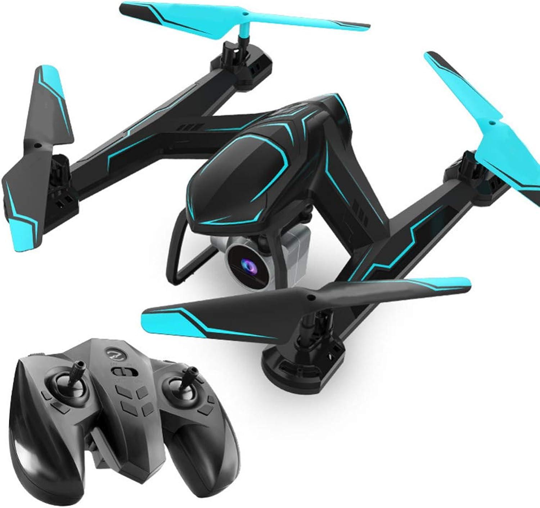 WJQHH GPS FPV Drohne Mit HD Kamera, RC Quadcopter, Dual GPS Und Follow Me Funktion, Live übertragung Mit 120° Weitwinkel, Hochhaltung, Kopflos Modus, Ideal Für nfanger Und Kinder,300000wifiversion