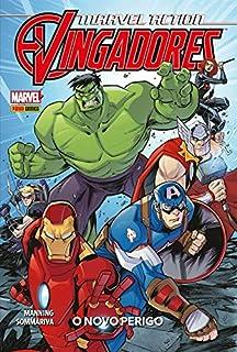 Marvel Action: Vingadores Vol. 1