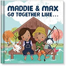 personalized children's books siblings