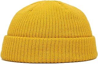 Duoyi EU Unisex M/ütze Winter Billie Eilish Hat Wollm/ütze Fancy Cap Cool M/ützen f/ür M/änner Frauen Gestrickte Winter Hut Motorhaube Kappe