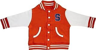 syracuse university varsity jacket