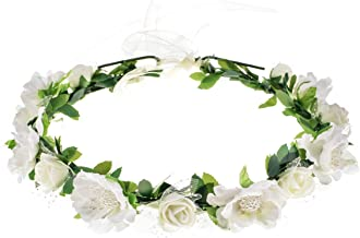 rosebud flower crown