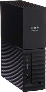 WD 10TB Black My Book Desktop Hard Drive - USB3.0 - WDBBGB0100HBK-AESN