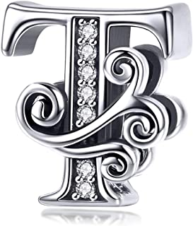 Best pandora vintage t charm Reviews