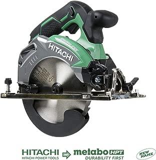 Hitachi C18DBALP4 18V Cordless Brushless Lithium Ion 6-1/2