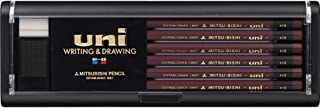 Uni Wooden Pencil - HB - Box of 12 (UHB)