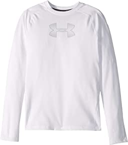 Armour HeatGear® Long Sleeve (Big Kids)
