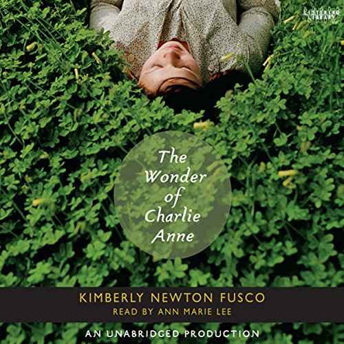 The Wonder of Charlie Anne audiobook cover art