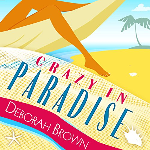 Crazy in Paradise audiobook cover art
