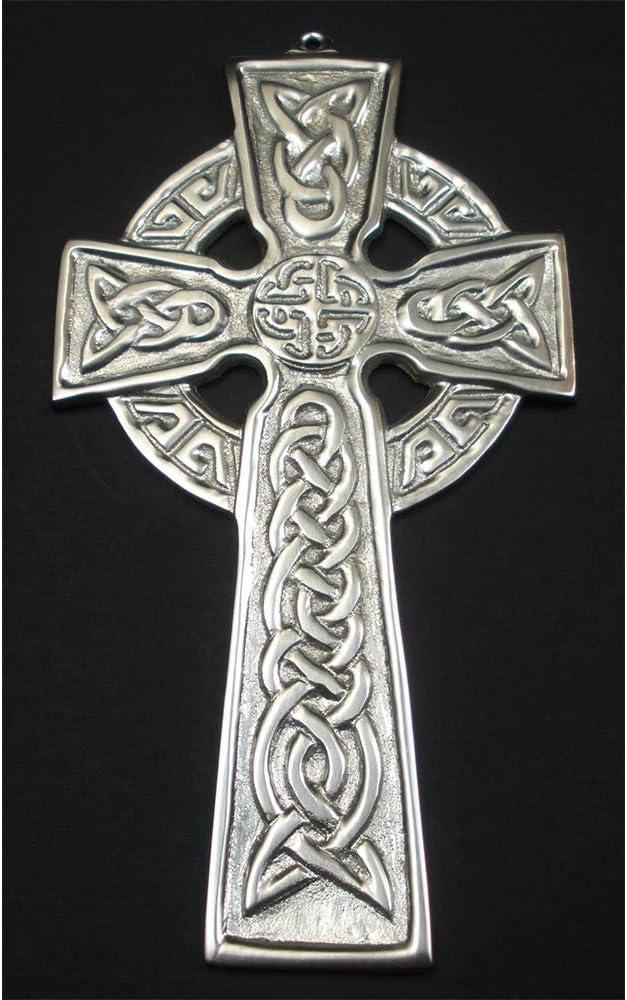 Robert Emmet Medium Celtic Wall N Center Satin Max 43% OFF All stores are sold Knot Cross