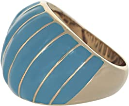 Venus Accessories Women's Gold Plated Ring - 9 US