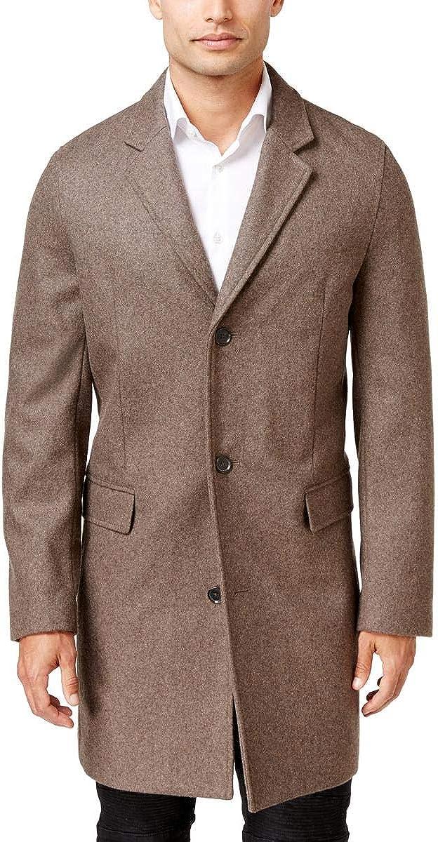 I-N-C Mens Lancaster Top Coat