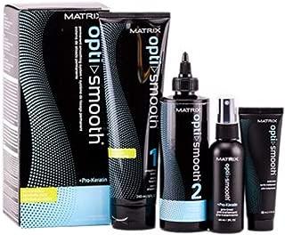 Matrix Opti.smooth conditioning smoothing system contains pro-keratin Sensitized