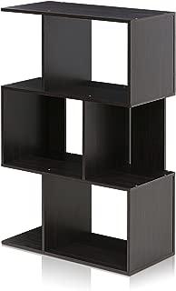 FURINNO Simply Modern 3-Tier Open Book Shelf