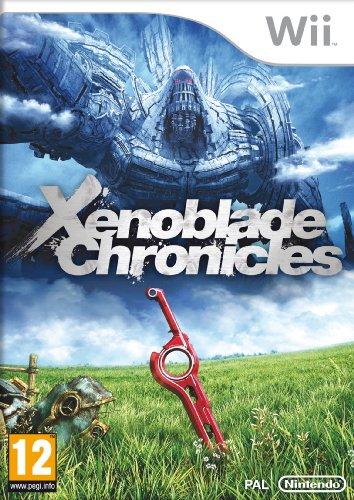 Nintendo Xenoblade Chronicles, Wii - Juego (Wii, Multilingüe)