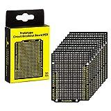KEYESTUDIO Tabla de cortar para panes solderable PCB para arduino y proyectos electrónicos de bricolaje