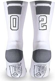 custom team socks football