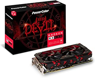 Powercolor Axrx 580 8Gbd5-3Dh/Oc - Tarjeta Grafica, Color Negro