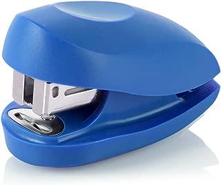 Swingline Mini Stapler, Tot, 12 Sheet Capacity, Includes Built-in Staple Remover and 1000 Standard Staples, Blue - S7079172