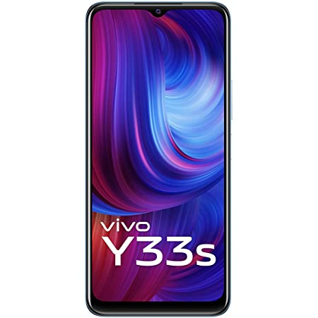Vivo Y33s (Middday Dream, 8GB RAM, 128GB Stoarge) with No Cost EMI/Additional Exchange Offers