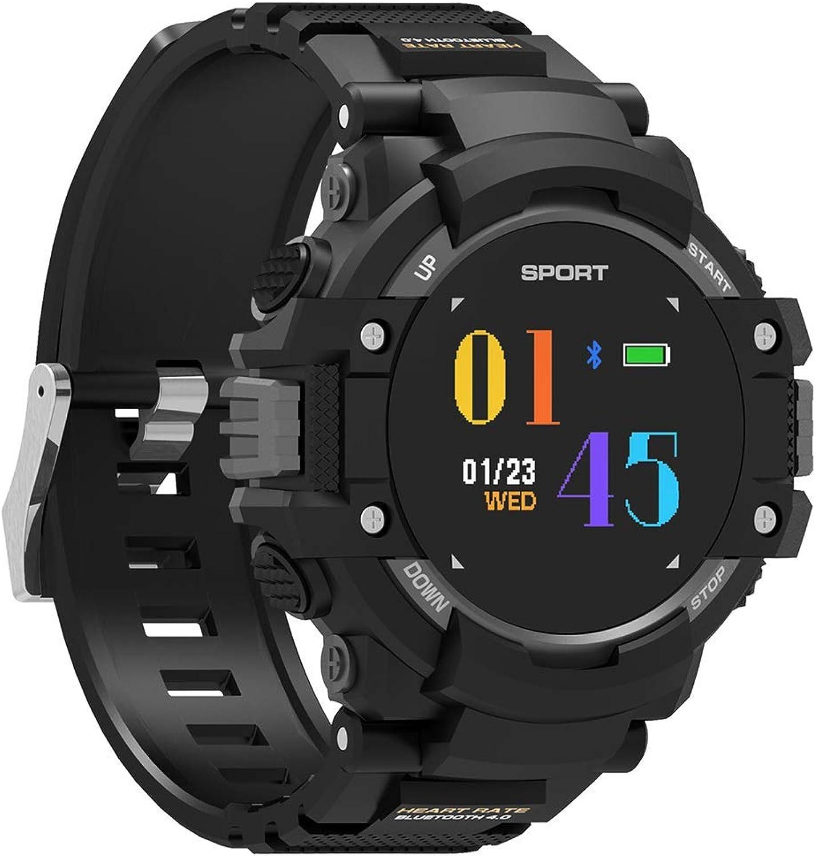 FSM88 Smart Watch Fitness Tracker, Multifunktions-Aktivitts-Schrittzhler GPS-Schrittzhler IP68 wasserdicht, für Sport & Outdoor