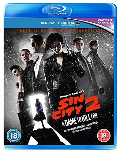 Sin City: A Dame to Kill For [Blu-Ray] (IMPORT) (Keine deutsche Version)