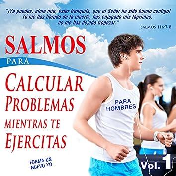 Salmos para Calcular Problemas Mientras Te Ejercitas para Hombres, Vol. 1