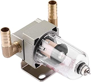 Ölabscheider Oil Catch Can, Aramox Aluminiumlegierungs Auto Universalmotor Ölabscheider Oil Catch Can Filter