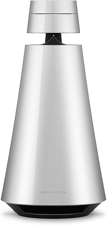 Bang & olufsen beosound 1 altoparlante wireless portatile, seconda generazione, colore naturale aluminio B086Q5WLGD