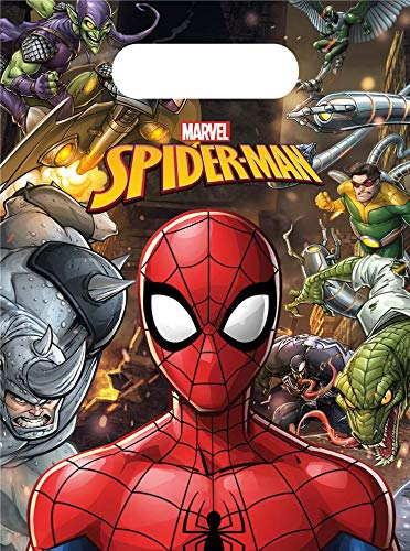 Marvel 10050689 PR89451 Party Loot Bags,