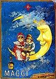 Forry Maggi Metall Poster Retro Blechschilder Vintage