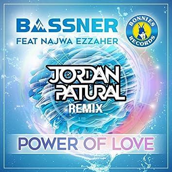 Power of Love (feat. Najwa Ezzaher & Jordan Patural) [Remix]