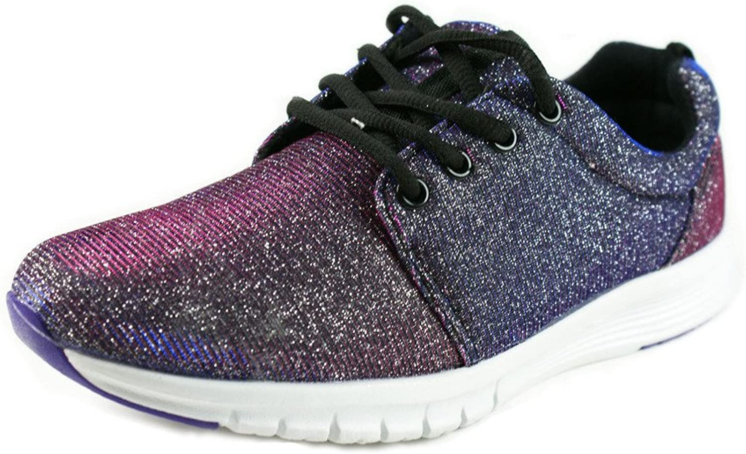 Townforst Womens Breathable Fashion Athletic shoes color Sneaker