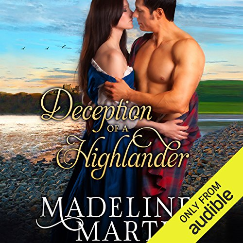 Deception of a Highlander audiobook cover art