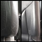 Colourlock Leder Fresh Tönung Lederfarbe Farbauffrischung 150 Ml Passend Für Audi Leder Soul Schwarz Beseitigt Schrammen Ausbleichungen Und Abnutzung An Leder Und Kunstleder Baumarkt