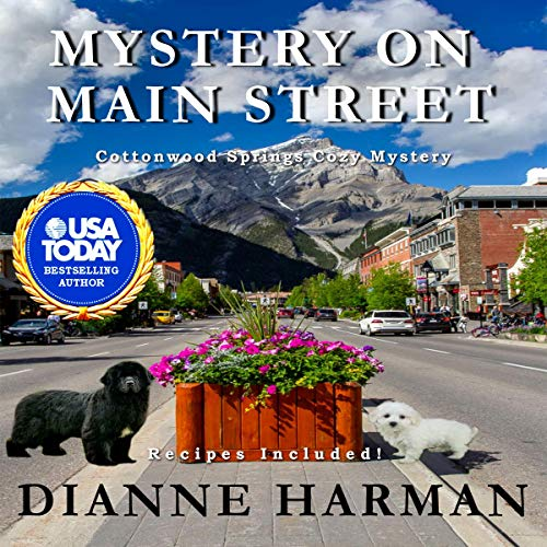 Mystery on Main Street  By  cover art