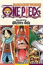 One Piece: Baroque Works 19-20-21, Vol. 7 (Omnibus Edition) (One Piece (Omnibus Edition)) by Oda, Eiichiro (2013) Paperback
