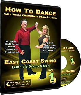 learn east coast swing