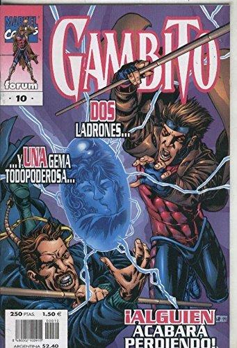 Gambito volumen 3 numero 10