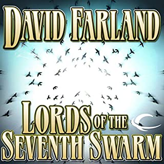 Lords of the Seventh Swarm audiobook cover art