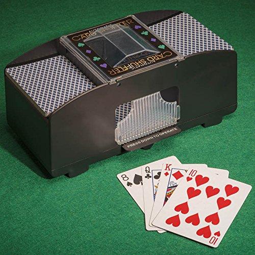 Tobar - 21975 - Mélangeur de cartes comme au casino