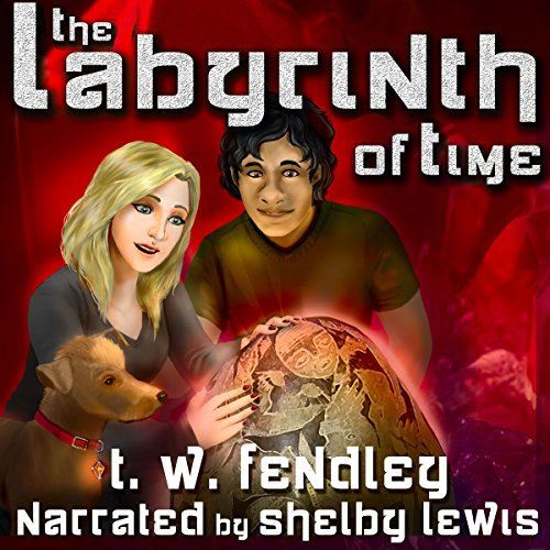 The Labyrinth of Time audiobook cover art
