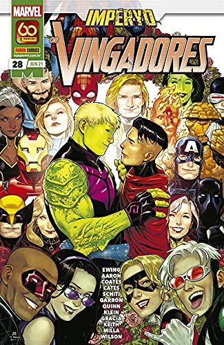 Os Vingadores Volume 28