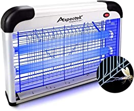 ASPECTEK Upgraded 20W Electronic Bug Zapper , Insect Killer - Mosquito , Fly , Moth , Wasp , Beetle & Other Pests Killer I...