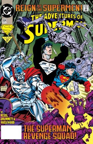 Adventures of Superman (1986-2006) #504 (English Edition)