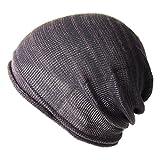 (エッジシティー)EdgeCity コットン アクリル ニット帽 大きいサイズ メンズ 日本製 FREE(M)(000457-0094-58)