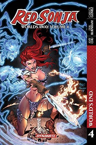 Red Sonja: Worlds Away Vol. 4 TPB