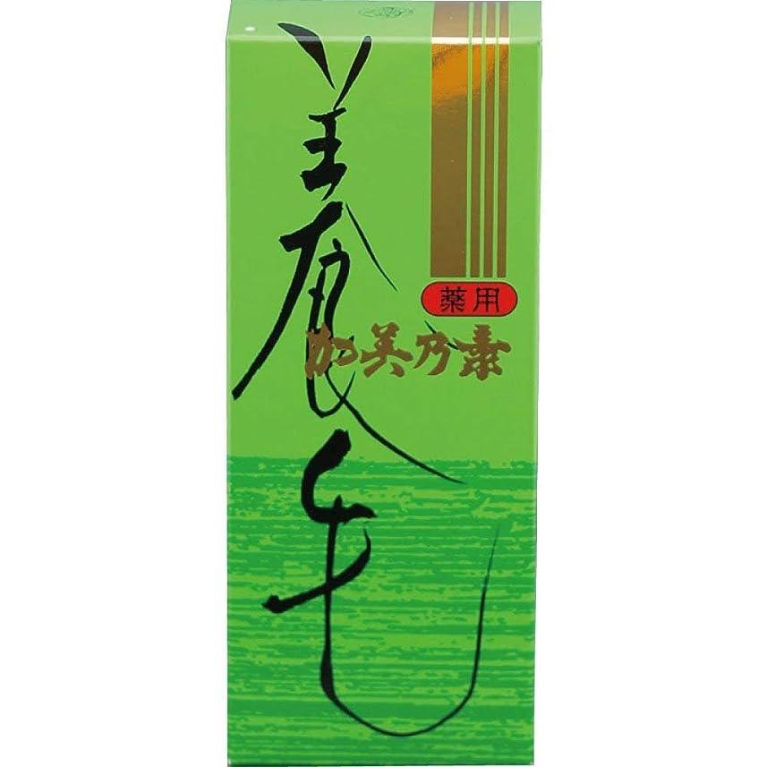 実行素晴らしい良い多くの情熱的薬用加美乃素 グリーンフローラルの香り 180mL×3個