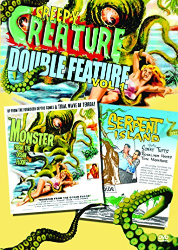 Creepy Creatures Vol. 1: Monster From the Ocean Floor/serpent Island