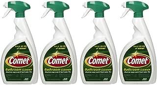 Comet Bathroom Cleaner Spray - 32 oz (4 Pack)